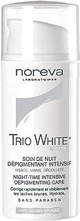 NOREVA LED TRIO WHITE Soin de Nuit Dépigmentant Intensif (30 ml)