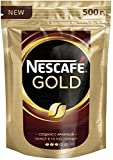 nescafe instant coffee gold - Nescafe Gold 500gr Instant coffee 2pcs in set, 2.2 lb (1kg)