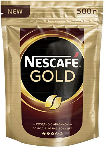 Nescafe Ranking TOP16 Gold 500gr Genuine Free Shipping Instant coffee 2pcs in 2.2 1kg set lb