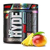 ProSupps® Mr. Hyde® Test Surge, Testosterone Boosting, Hard Hitting Energy Pre-Workout, (30 Servings, Pineapple Mango)