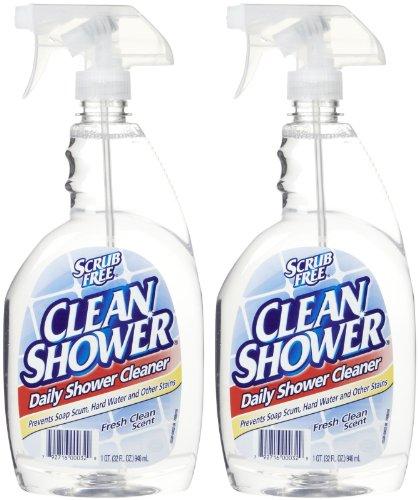 Clean Shower Original Cleaner, 32 Fl Oz (Pack of 2)