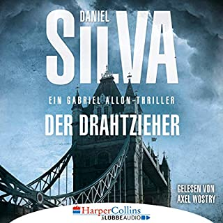 Der Drahtzieher     Gabriel Allon 17              By:                                                                                                                                 Daniel Silva                               Narrated by:                                                                                                                                 Axel Wostry                      Length: 13 hrs and 57 mins     Not rated yet     Overall 0.0