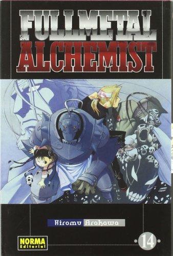FULLMETAL ALCHEMIST 14 (CÓMIC MANGA)