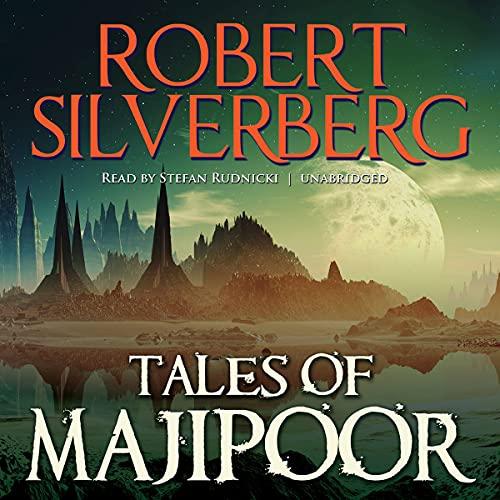 Tales of Majipoor copertina