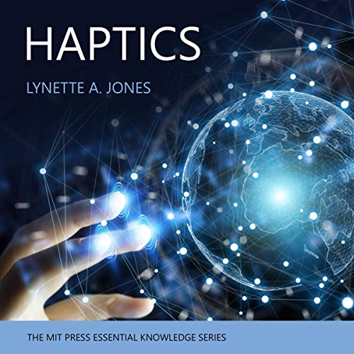 Haptics audiobook cover art