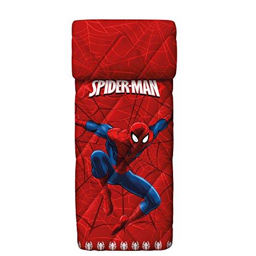 Bassetti 9286358 Spider-Man Steppdecke, Rot