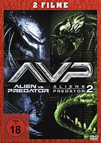 Alien vs. Predator / Aliens vs. Predator 2 [Alemania] [DVD]