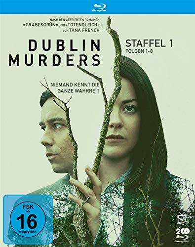 Dublin Murders - nach den Bestsellern ›Grabesgrün‹ & ›Totengleich‹ von Tana French (Mordkommission Dublin) [Blu-ray]