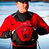 Stohlquist Edge Life Jacket, Red, Large/X-Large