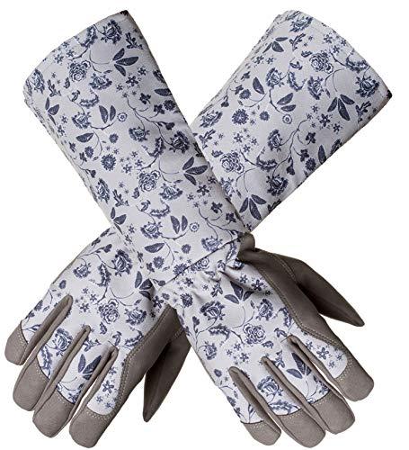 Garden gloves women, KAYGO KG128SG, For Every Beautiful Women and Her Lovely long gardening gloves...