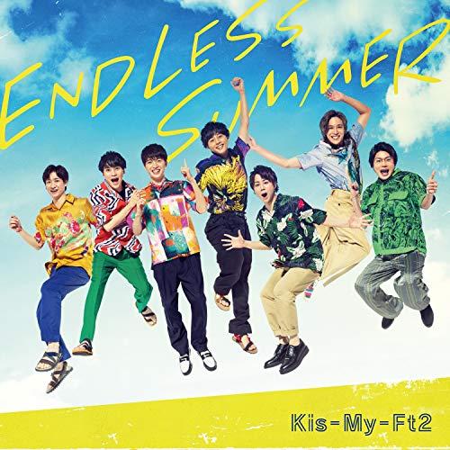 ENDLESS SUMMER(CD+DVD)(初回盤B)