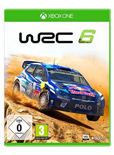 WRC 6 [Importación Alemana]