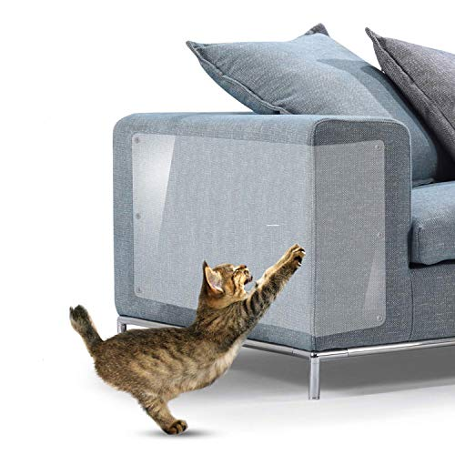 Protector Sofa Gatos - 6pack X-Large Protectores Muebles para Gatos - Pet Couch Protector