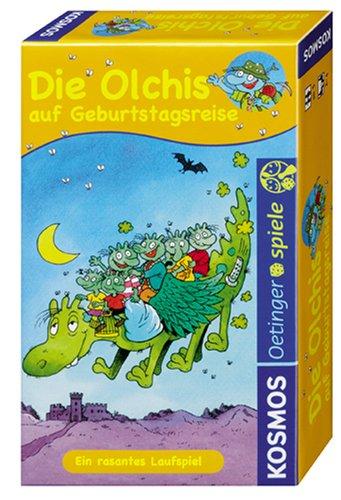KOSMOS - 680640 - Die Olchis auf Geburtstagsreise