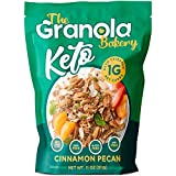 KETO FRIENDLY, 1G NET CARB: We have at least 2/3 less net carbs than other granolas. Enjoy more while enjoying more. 1g net carbs, 6g fiber, and 5g protein. SMALL BATCH, HANDCRAFTED: There's exactly one keto granola crafted in extremely small batches...