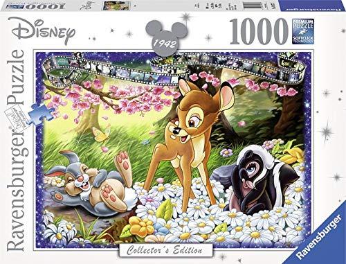 6777 ディズニー バンビ ジグソーパズル パズル 1000ピース  Disney Puzzle [並行輸入品]