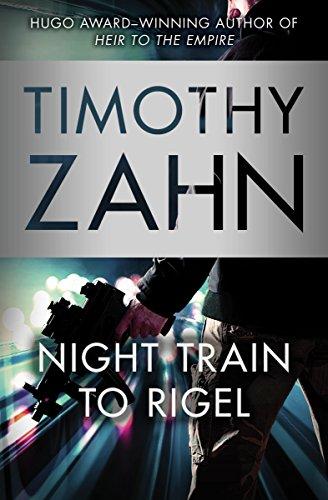Night Train to Rigel (Quadrail Book 1) (English Edition)