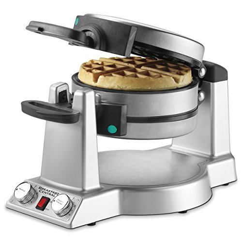 Gaufrier Cuisinart et Appareil à Omelettes - Modèle WAF-600C - 0