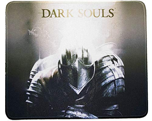 12x10 Inch Dark Souls Knight Gaming Collection Office Mouse Pad Non Slip Rubber Mouse mat