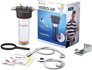 Carbonit 120VHP de BS4Vario Set Système Filtre à Eau Universel avec Cartouche filtrante NFP Premium