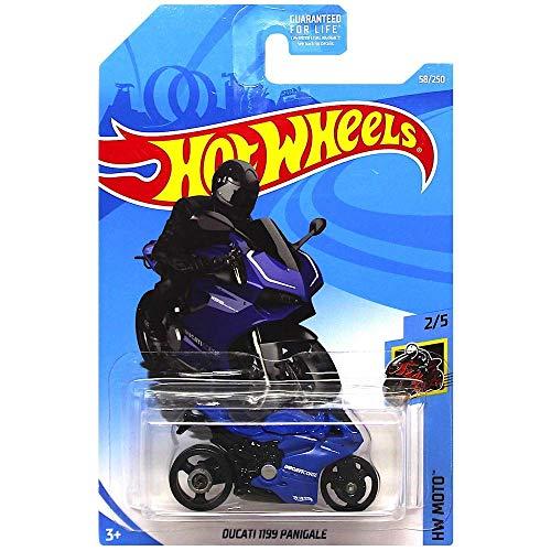 Ducati 1199 Panigale HW Moto Diecast Car escala 1:64