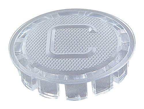 BRASSCRAFT Cold Index Button for Price Pfister Faucets