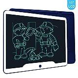 Richgv 15 Pulgadas Tableta Gráfica, Tablets de Escritura LCD, Portátil Tableta de...