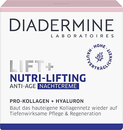 DIADERMINE Lift+ Nutri-Lifting Nachtpflege Nachtcreme, 1er Pack (1 x 50ml)