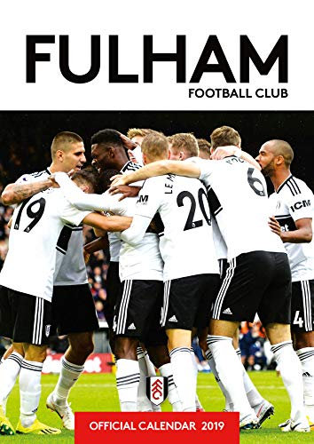 Fulham FC Official 2019 Calendar - A3 Wall Calendar