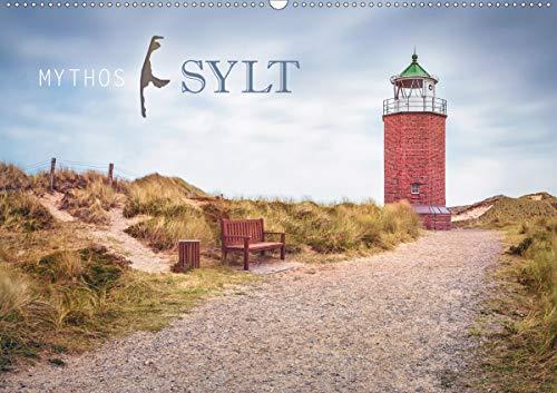 Mythos Sylt (Wandkalender 2021 DIN A2 quer)