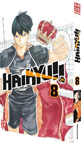 Haikyu!! - Band 08
