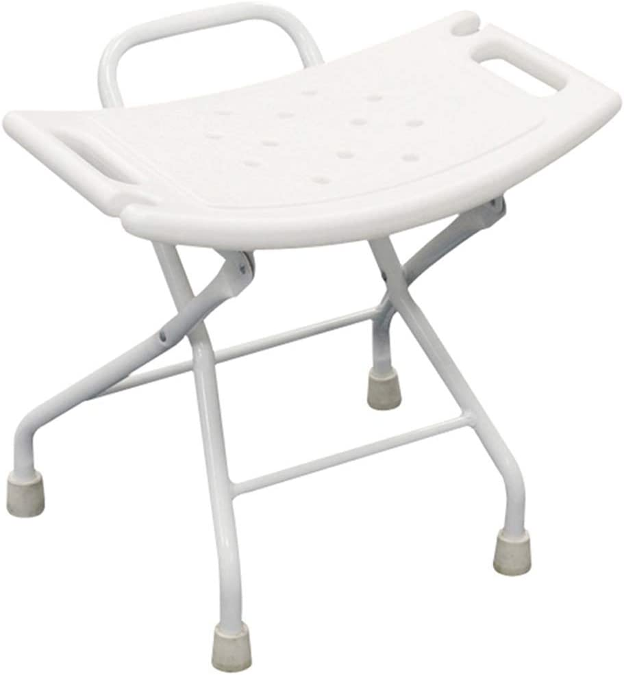 Year-end annual account Ergonomic Folding Shower Chair Cheap mail order sales with Handrails Barrier-Free D for