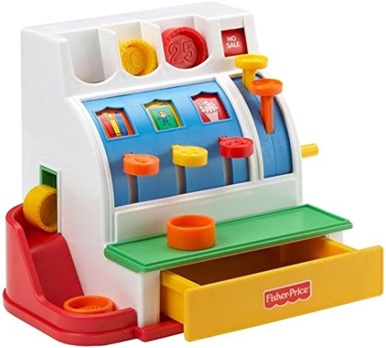 Fisher Price Classic Cash Register 12m+
