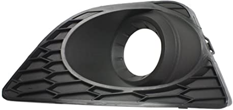 Fog Light Trim compatible with Fusion 10-12 Cover Bezel Sel/Hybrid Models Right Side
