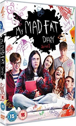 My Mad Fat Diary - Series 1 [DVD] [Reino Unido]