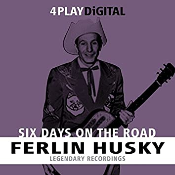 Six Days On The Road. - 4 Track EP
