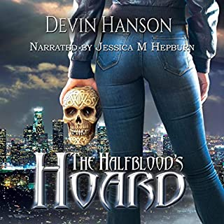 The Halfblood's Hoard cover art