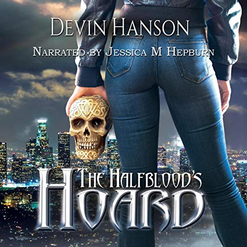 The Halfblood's Hoard audiobook cover art