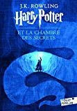 Harry Potter, II : Harry Potter et la Chambre des Secrets - Folio Junior - 12/10/2017
