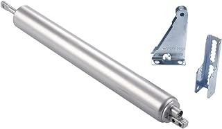 Ideal Security Inc. SK9 Pneumatic Closer for Standard Storm Doors 1.25 inch Diameter, 10.5 inch Length, Silver