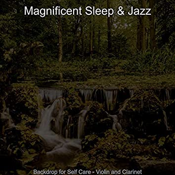 Backdrop for Self Care - Violin and Clarinet