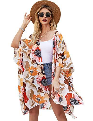 Kimono Mujer  marca Zexxxy