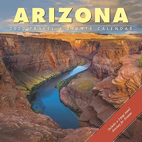 Arizona 2020 Wall Calendar