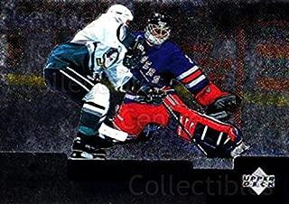 (CI) Dan Cloutier Hockey Card 1997-98 Black Diamond (base) 78 Dan Cloutier