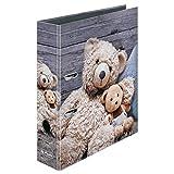 Herlitz Motivordner / DIN A4 / 80mm breit / 'Teddy'
