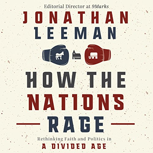 How the Nations Rage audiobook cover art