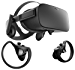 Oculus Rift + Touch Virtual Reality System (Renewed)