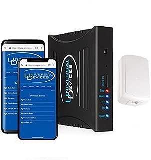 UD ISY994ix INSTEON/X10 Advanced Starter Bundle (PLM, X10 Module, ISY Portal Trial) - Compatible with Alexa/Google Home
