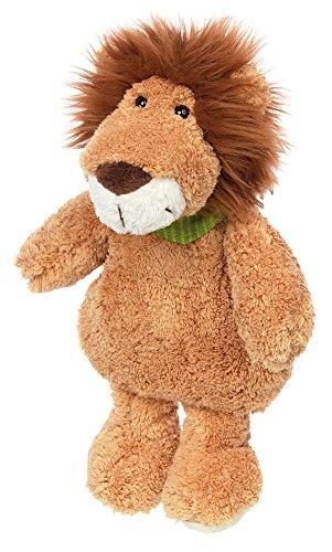 sigikid, Mädchen und Jungen, Wärmekissen Löwe, Sweety, Braun, 41801