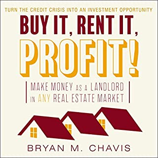 Buy It, Rent It, Profit! audiobook cover art